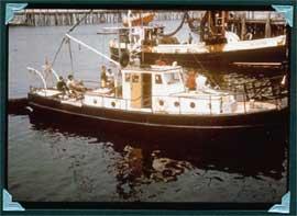 Kay G Dive Boat