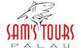 Sam's Tours Palau logo